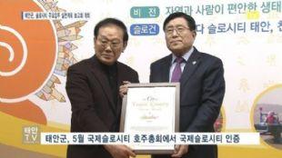 태안군, 슬로시티 주요업무 실천계획 보고회 개최
